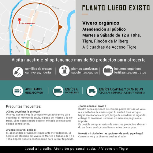 kit de cultivo plantas carnívoras- droseras