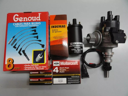 kit encendido electronico ford falcon 188 221 distribuidor