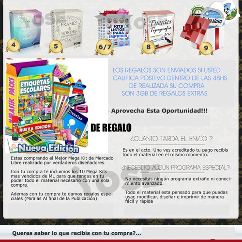 kit imprimible empresarial super gold tarjetas candy bar 2