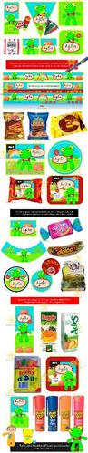 kit imprimible sapo pepe candy bar golosinas cumples cod01