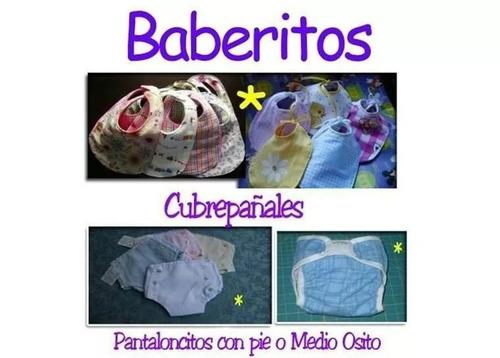 kit imprimibles moldes de ropa para bebes modelos varios