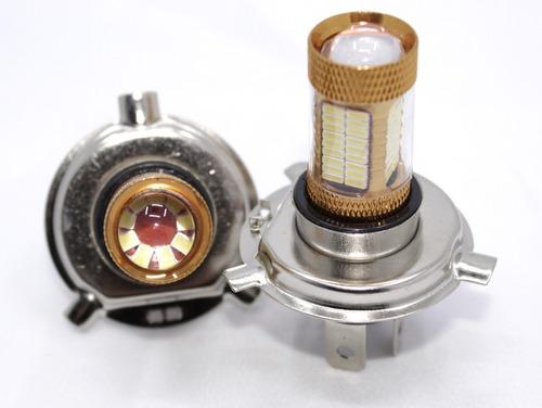 kit lampara led   12v. h4 81smd