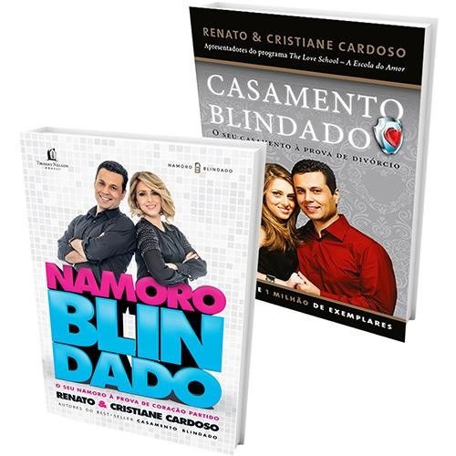 kit livro namoro blindado + casamento blindado