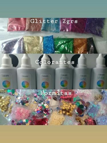 kit para hacer slime