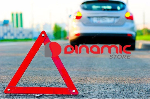 kit seguridad auto 10 en 1 chaleco baliza matafuego apto vtv
