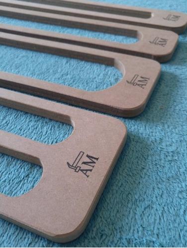 kit tear de grampo fixo manual - 04 peças
