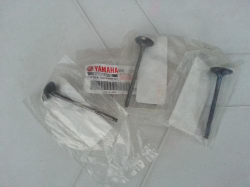 kit valvulas yamaha yz 250 f todas . nuevas sin uso !!!