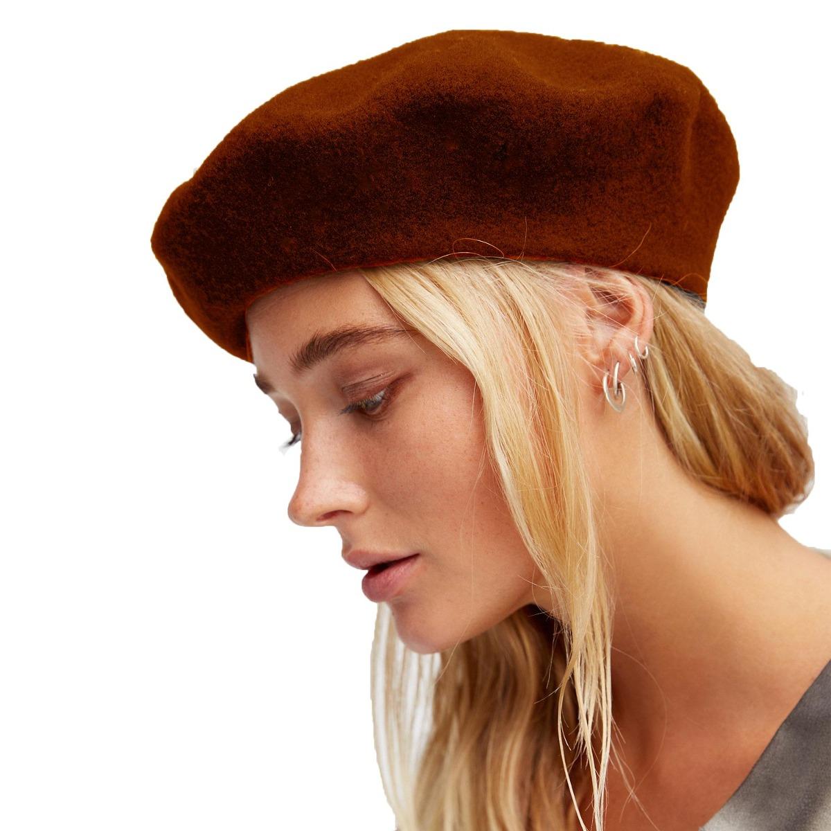 41f02a4188370 klong lana boina sombrero estilo francés mujeres color só. Cargando zoom.
