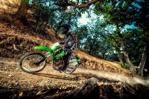 klx 250 enduro moto kawasaki