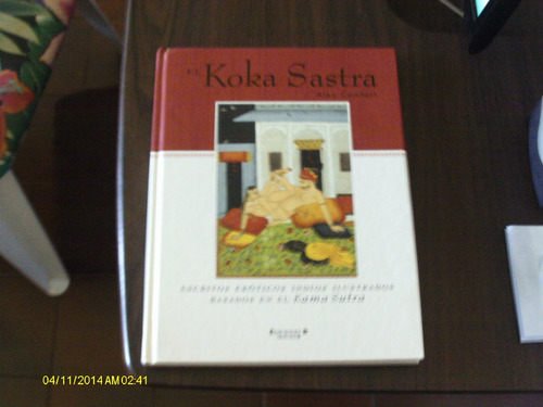 koka sastra-kama sutra  ilustr. a color eróticas