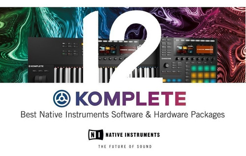 komplete 12 ultimate collectors edition + instalación