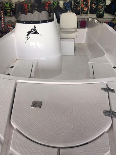 krause fisherman 4.80 solo casco (sin trailer)