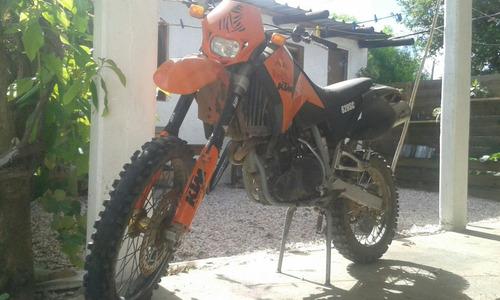 ktm 620 sc lc4 moto enduro cross