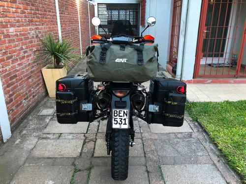 ktm 990 adventure - año 2012 - muchos accesorios