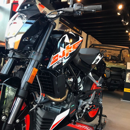 ktm duke 200 2017 0km - atv latitud sur