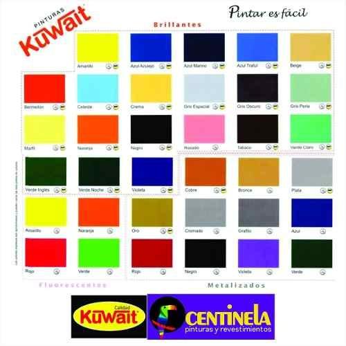 kuwait aerosol antioxido al cromato  de zinc 440cc