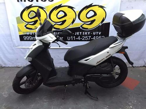 kymco agility 200 scooter motos