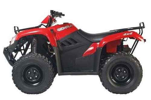 kymco mxu 375 4x4 cuatri
