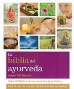 la biblia del ayurveda - mcintyre, anne