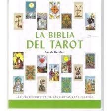 la biblia del tarot - sarah bartlett