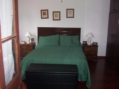 la blanqueada   2  dormitorios, jardin y patio con parriller