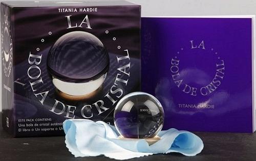 la bola de cristal - hardie, titania