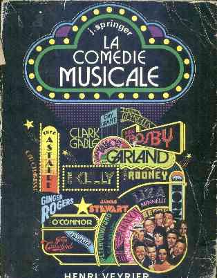 la comedie musicale - john springer