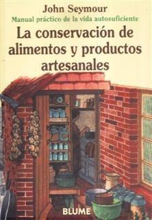 la conservacion de alimentos y productos artesanales