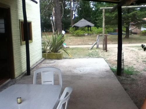 la foresta alquiler amplia casa 4 dorm. febrero y marzo