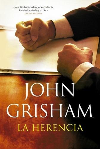 la herencia oferta - jhon grisham