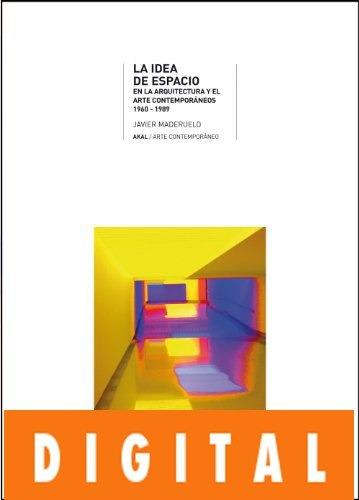 la idea de espacio en la arquitectura y el arte