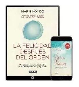la magia del orden marie kondo colección 21 libros +regalos
