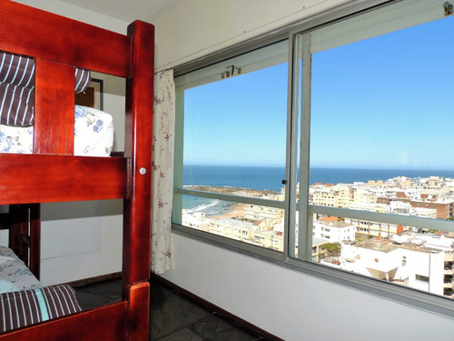 la mejor ubicación piso alto con vista al mar
