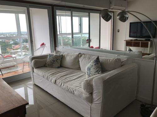 la mejor vista al mar de punta!!!! piso 20!!!