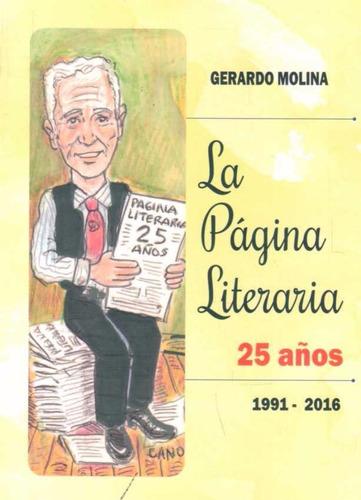 la pagina literaria - molina, gerardo