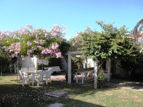 la paloma-casa ideal familias ,a 150mts de playa de la bahia