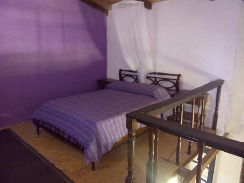 la pedrera santa isabel , un lugar ideal para el descanso.