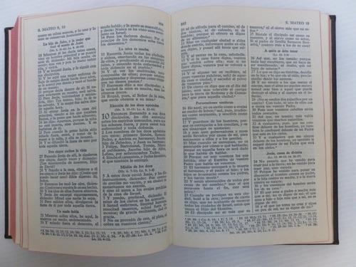 la santa biblia - antiguo y nuevo testamento - revisión 1960