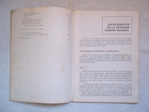 la segunda guerra mundial traversoni historia universal nº31