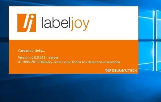 Labeljoy6 Software Generador De Código De Barra Version 2018