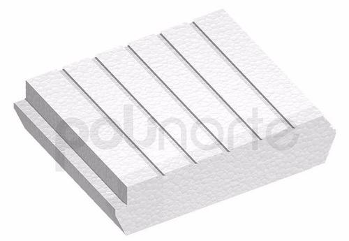ladrillo telgopor   poliblock   techo   losa   espesor 10 cm
