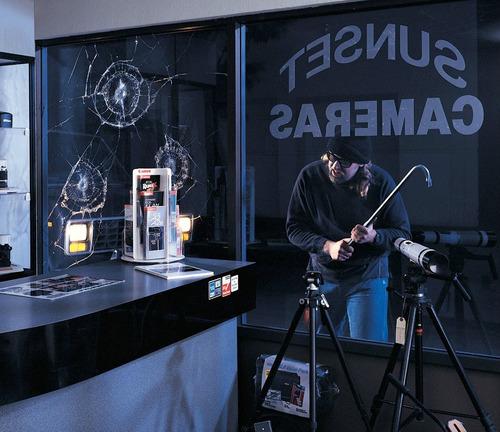 lámina de seguridad transparente 220 micrones 30 mts x 1,52
