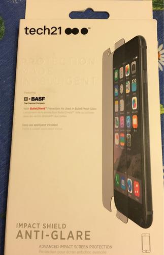 lamina protectora de pantalla iphone 6 o 6s
