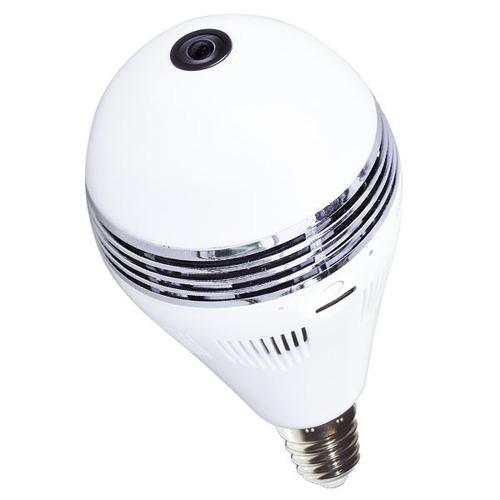 lámpara a led con cámara 360º electricaboulevard
