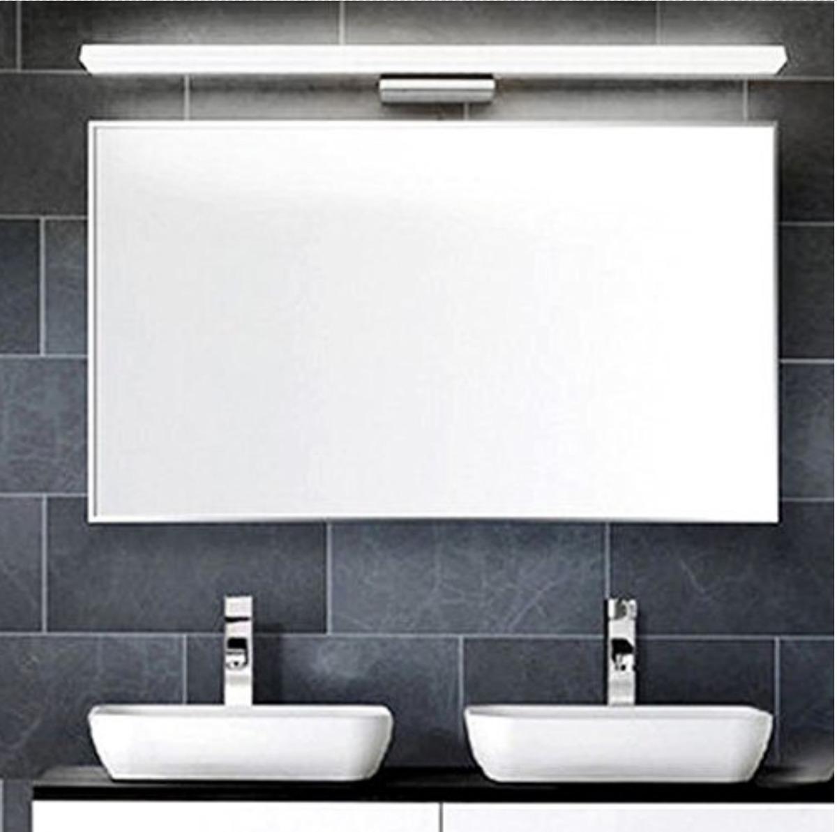 Lámpara Barra 80cm Led Artefacto Baño Espejo 16w Luz ...