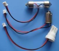 lámpara con 12 leds smd 1210 vehículo señalero posicion etc