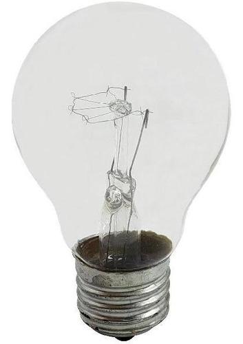 lampara incandescente 40w clara