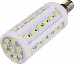 lampara led 15 watts fria o calida tipo choclo  ph ventas