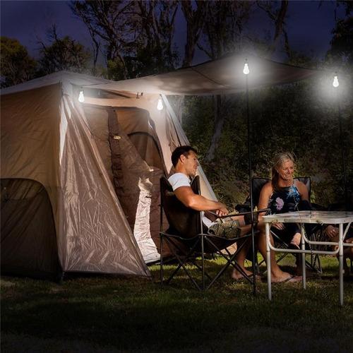 lampara solar luz - lamparita led recargable con el sol