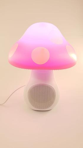 lámpara veladora  infantil cuarto bebes niños con parlante